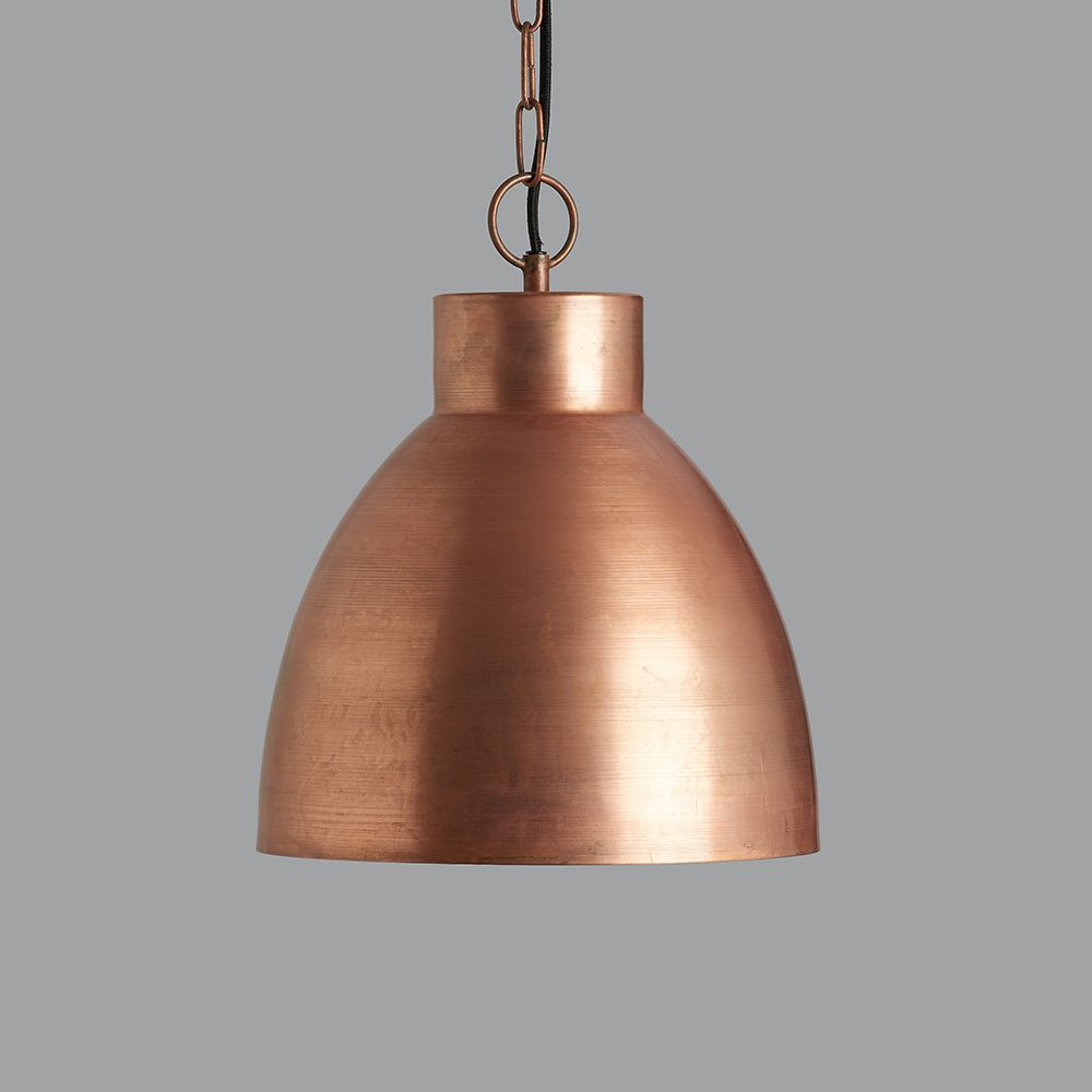 Ceiling Lights With Chain Vintage Copper Pendant Light